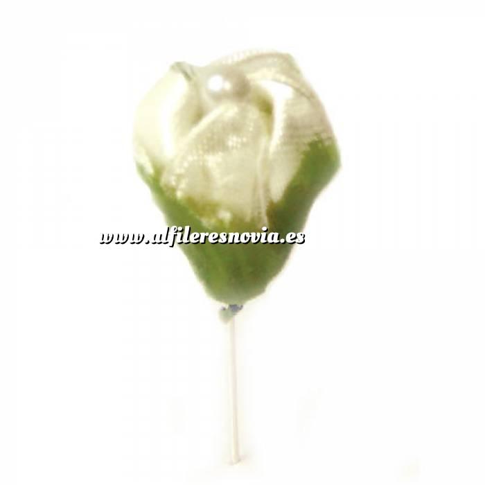Imagen Últimas Unidades de Alfileres Alfiler clásico 36 (camelia blanca) (Últimas Unidades)