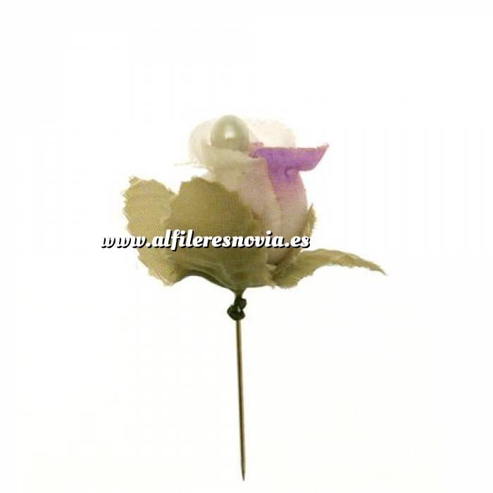 Imagen Alfileres OUTLET Alfiler clásico 11e (capullo envejecido LILA) (Últimas Unidades)