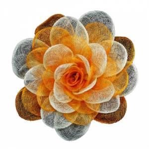 Complementos Alfileres - Bouquet Rosas Bicolor para alfileres (Últimas Unidades)